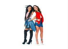 Nikki and gain beauty achives via glam magazine