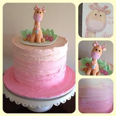 this is so cute….was similar to my baby shower cake