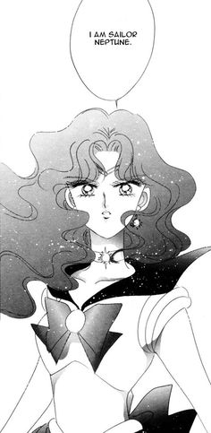 Sailor Neptune Intro, i have this picture, and I drew this picture, she was the first sailor I drew