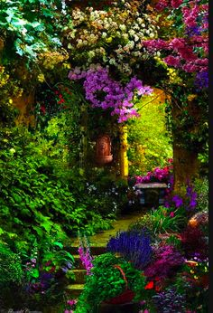 Natural beauty..