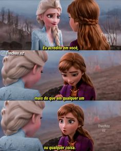 Marca 💕 ▪ Sigam @trechos.sz para mais trechos como esse!!💕 ▪ Filme:Frozen 2 🍁❄ ▪ . . . - #frozen2 #anna #elsa #olaf #trechosdefilmes…