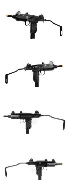 Rifle 160922: T4e Umarex Iwi Uzi Airsoft Co2 Blowback 40Rd Smg Assault Gun Metal Polymer -> BUY IT NOW ONLY: $189.95 on eBay!