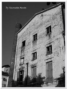 #Finestreeportoni - degrado industriale dell' ex birreria Dormish