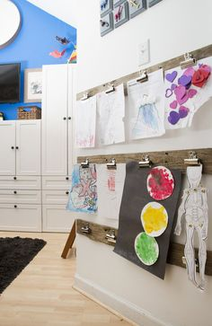 A Small, Smart Space for Judah & Layla - lots of great things about this room!