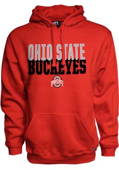 Wear your Buckeyes spirit on your sleeve in this Ohio State Buckeyes Premium Long Sleeve Hoodie! Rally House has a great selection of new and exclusive Ohio State Buckeyes t-shirts, hats, gifts and apparel, in-store and online. Nike Ohio State, Ohio State Football, Ohio State University, Ohio State Buckeyes, Ohio State Hoodies, Buckeyes Football, American Football, Hooded Sweatshirts, Men's Hoodies