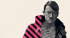Hipster Hitler by Hans Eiskonen