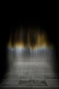 Olafur Eliasson - Beauty (1993) [found at devidsketchbook] Land Art, Jüdisches Museum, Studio Olafur Eliasson, Light Installation, Art Installations, Light Art, Traditional Art, Art Blog, New Art