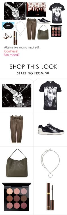 """For musicfreakofnature (friend) - musicfreakofnature's ideal wardrobe by me: Alternative music inspired!"" by sarah-m-smith ❤ liked on Polyvore featuring Ash, Furla, Isabel Marant, MAC Cosmetics, Tom Ford and Burberry"