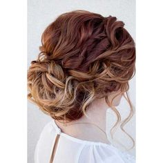 50 Cute and Trendy Updos for Long Hair featuring polyvore