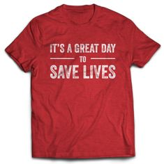 Save Lives Tee