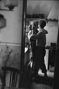 Elliott Erwitt, 'Valencia, Spain (dancing couple)', 1952