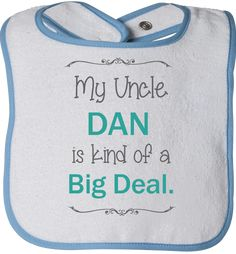 I spotted this amazing bib at LiveLoveFamily.com!   Only made available on http://LiveLoveFamily.com. Get yours today, simply click on the image right now!