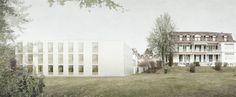 Juan Socas . La Rozavère foundation . Lausanne (2)