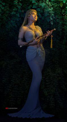 Ly Na Trang by duongquocdinh.deviantart.com on @DeviantArt