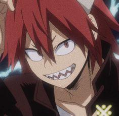 Kirishima with his hair down😩🤩 Buko No Hero Academia, My Hero Academia Memes, Hero Academia Characters, My Hero Academia Manga, Anime Characters, Kirishima Eijirou, Arte Do Kawaii, Kawaii Anime, Down Icon