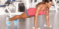 Slim and strengthen your whole body with this metabolic chain workout.