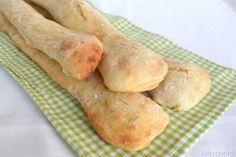 Questa ricetta è famosa sul web con il nome di Stecche di Jim, ovvero il pane senza impastare di Jim Lahey, una ricetta deliziosa che con pochi