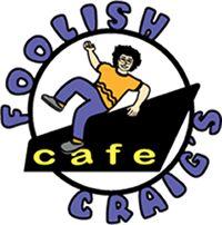 Breakfast Lunch and Dinner   Foolish Craig's Restaurant in Boulder - black bean burger and sweet potato fries. Yummmm!