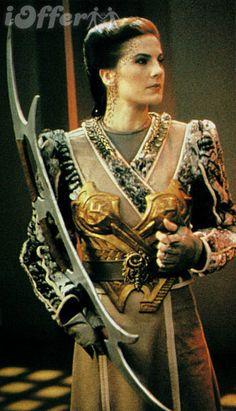 Jadzia Dax wife of Worf