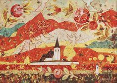 Fulla-Slovak painter and illustrator, (February Ružomberok – April Bratislava) European Countries, Central Europe, Bratislava, April 21, February, Illustrators, Country, Czech Republic, Artist