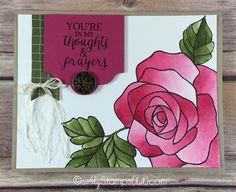 Rose Wonder Stamp Set Stampin' Up!