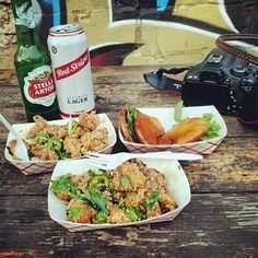 Eat at East Side Kings and drink all night on the back porch of The Liberty. | 35 Things Everyone Should Do In Austin, Texas, Before They Die