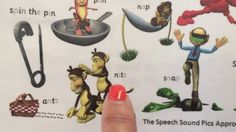 SSP Green Code Level (s,a,t,p,i,n) Phonics Routine with the Phonemic Awa...
