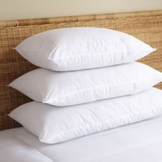 #CyberMonday @Linens_N_Things The Egyptian Cotton Pillow has super soft fabric for added comfort....
