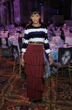 Tamron Hall Photos Photos - Journalist Tamron Hall attends the 12th annual UNICEF Snowflake Ball at Cipriani Wall Street on November 29, 2016 in New York City. - 12th Annual UNICEF Snowflake Ball Honoring UNICEF Goodwill Ambassador Katy Perry and Philanthropist Moll Anderson - Inside