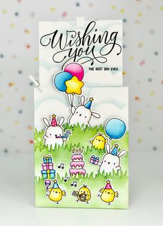 Wishing You with Amy Yang