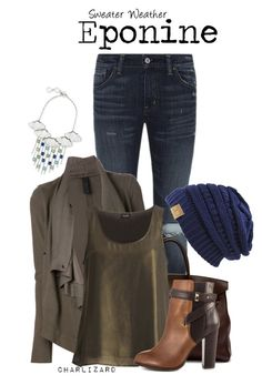 """""""Eponine"""" by charlizard ❤ liked on Polyvore"""