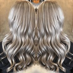 16 Ash Blonde Hair Highlights Ideas For You Blonde Hair With Highlights, Ash Blonde Hair, Dark Hair, Stylists, Hair Cuts, Hair Color, Long Hair Styles, Google Search, Silver