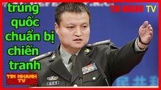 Tình hình Biển Đông Trung Quốc kêu gọi chuẩn bị chiến tranh trên biển