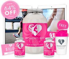 Weight Loss Bundle - WOMEN'S BEST - 1