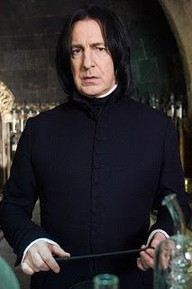 Harry Potter World: SEVERUS SNAPE