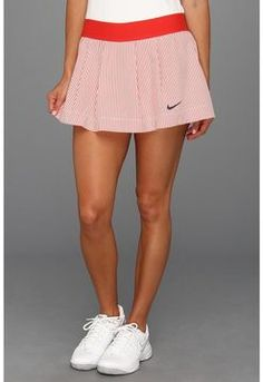 d98f2ff361bae Nike - Ruffled Woven Skirt (Sunburst White Thunder Blue) - Apparel on