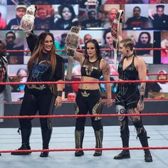 The must-see images of Raw, April 26, 2021: photos Shayna Baszler, Nia Jax, Braun Strowman, Drew Mcintyre, April 26, See Images, Superstar, Champion