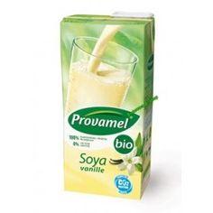 Ρόφημα σόγιας βανίλια  Προϊόν Βιολογικής Γεωργίας Χωρίς γλουτένη Χωρίς Λακτόζη Τα ροφήματα σόγιας Provamel είναι η εναλλακτική πρόταση αντί για γαλακτοκομικά προϊόντα. Μπορείτε να το απολαύσετε ζεστό ή κρύο  , να το χρησιμοποιήσετε στο τσάι ή τον καφέ , στο μαγείρεμα αλλά και στο πρωινό με δημητριακά . Είναι καθαρά φυτικής και είναι πλούσια σε πολυακόρεστα λιπαρά οξέα. Coconut Water, Milkshake, Tea, Coffee, Drinks, Vanilla, Kaffee, Drinking, Smoothie