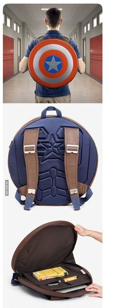I need this backpack!!!