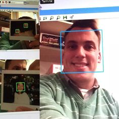 Something we loved from Instagram! My #raspberrypi can recognize me! The green square means it's found a face and the blue square means it's recognized me. Most importantly it's processing on the fly and not saving the image then processing the image. This allows me to do it in real time (32fps) on a streaming video from the device. #quickgeeksession #pi #opencv #programming #oneStepCloserToJarvis by keithbrown Check us out http://bit.ly/1KyLetq