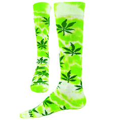 Red-Lion-Cannabis-Knee-High-Sock - haha!
