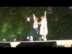 Jessica Overton and James Fraser Flower Festival in Genzano Varna 2014 - YouTube