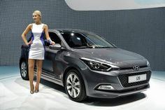 this Just in GIIAS Launches i20 Hyundai Whats on? by future cars