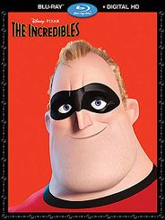 The Incredibles Blu-ray + Digital HD