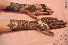 mehndi desine arabic bridal Heena designs