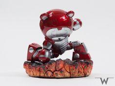 안녕하세요. w.입니다. 여친 선물 플젝이였던 베앗가이 아이언맨 mk 5. 버젼이 마무리가 되었습니다. 원래...