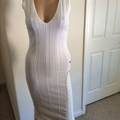 Dress Stretchy Night Out Dress Dior Dresses Midi