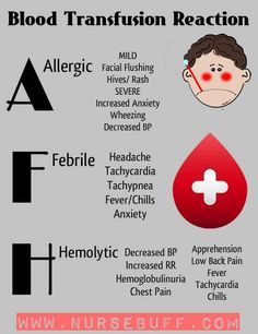 Blood transfusion allergic reactions - 50 Mnemonics & Tricks Every Nurse Should Know Nursing School Notes, Nursing Career, Nursing Tips, Nursing Schools, Nursing Programs, Nursing Degree, Funny Nursing, Lpn Programs, Nursing Cheat Sheet
