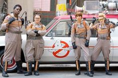 Which 2016 'Ghostbusters' Character Are You? - Who you gonna call? - Quiz
