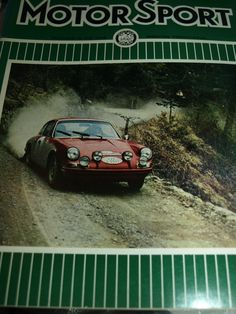 1968 PORSCHE 911L v JAGUAR E TYPE v MAZDA 100S WANKEL PORSCHE 911T WINS SAN REMO | eBay
